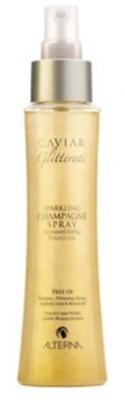 Alterna Caviar Glitterati Sparkling Champagne Spray Shimmering Finisher