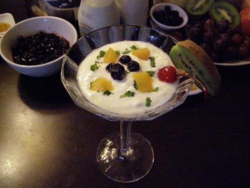 Yogurt homemade 02