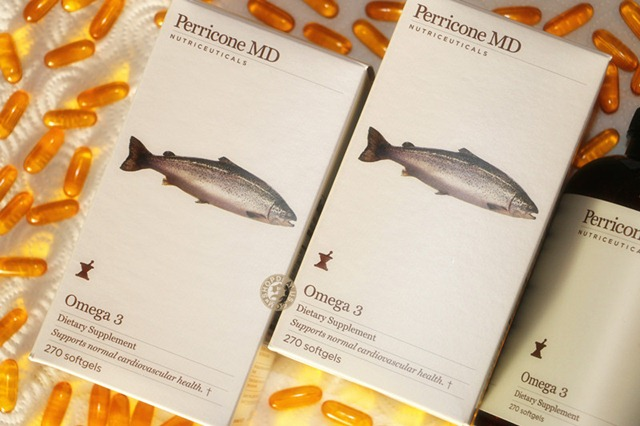 Perricone Omega 3 Fish Oil