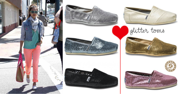 TOMS CLITTERS